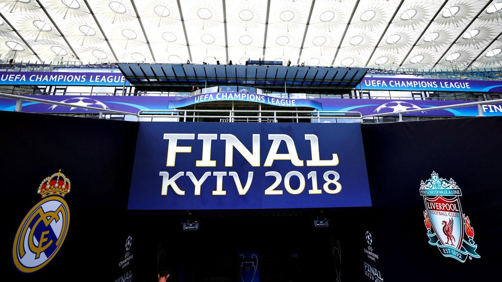 La leyenda del Real Madrid contra el renacer del Liverpool en Kiev