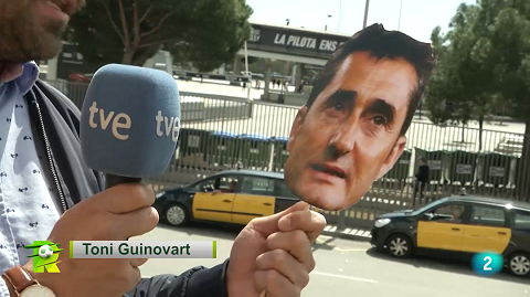 El Rondo - Què li diríeu a Ernesto Valverde?