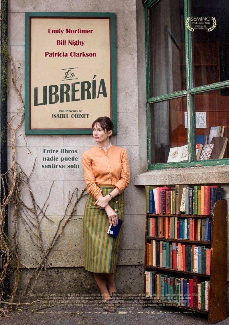 'La librería' con 12 nominaciones