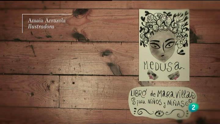 """Página 2 - Clásicos - """"Libro de maravillas para niños y niñas"""" (Acantilado) de Nathaniel Hawthorne, que nos ha ilustrado Amaia Arrazola"""