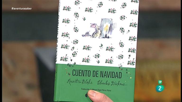 La Aventura del Saber. TVE. Libros recomendados: 'Cuento de Navidad'