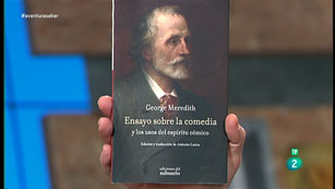 La Aventura del Saber. TVE. Libros recomendados: 'Ensayo sobre la comedia'
