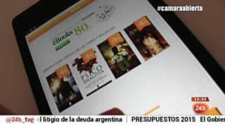 """Cámara abierta 2.0 - Libros.com, """"Fracasados por el mundo"""", Red de chefs"""