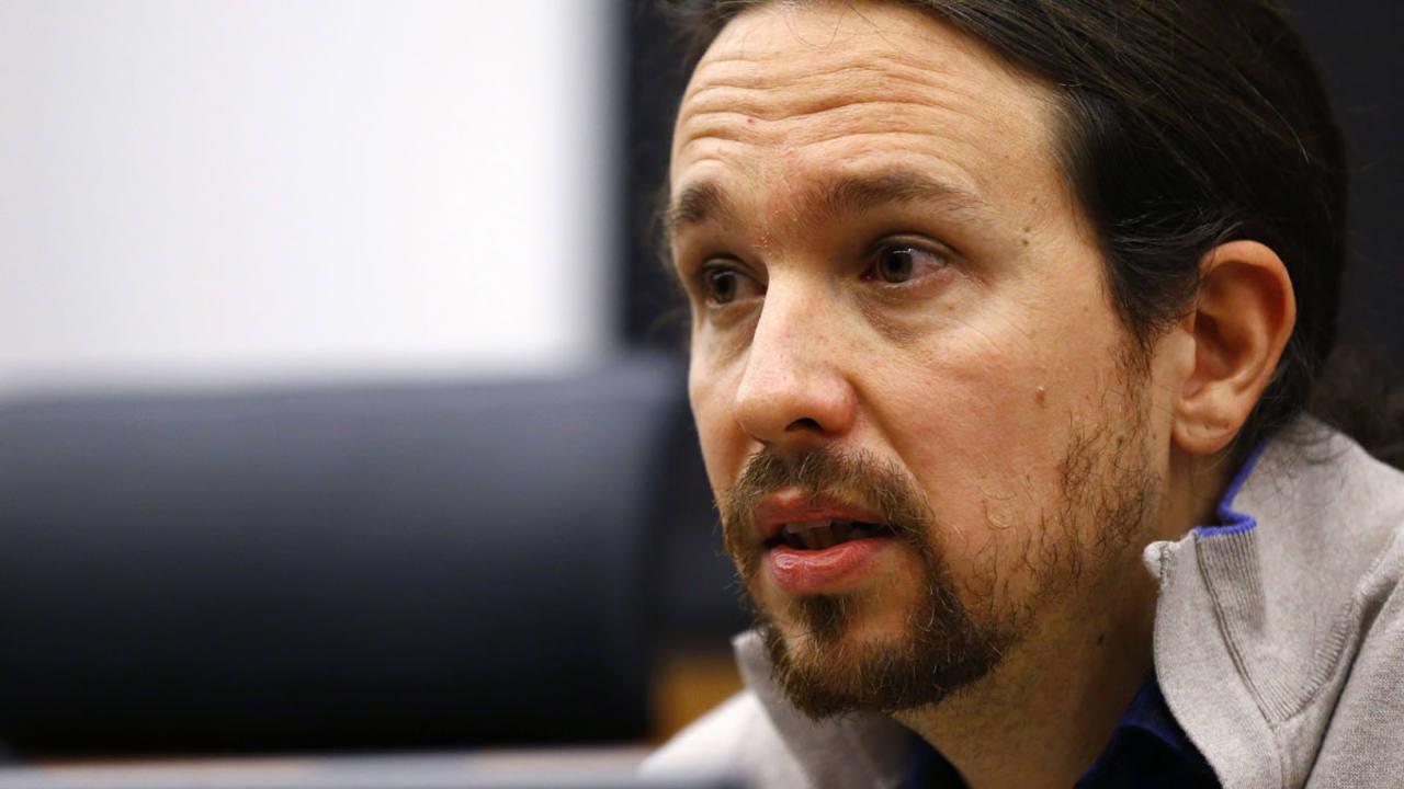 Iglesias avisa al psoe de que si hay acuerdo de gobierno for Acuerdo de gobierno psoe ciudadanos