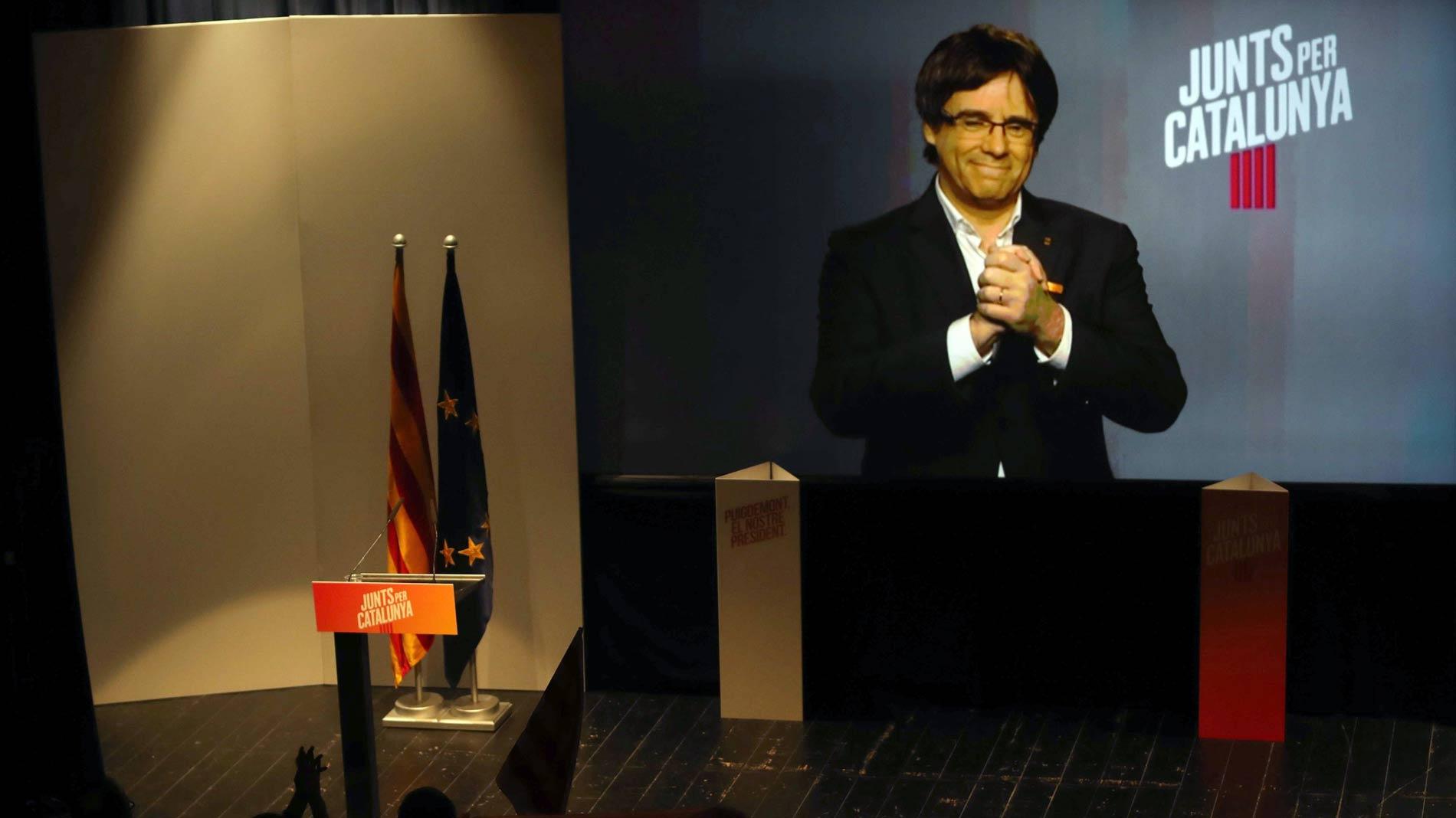 Los líderes políticos catalanes continúan con la campaña, a punto de alcanzar el ecuador