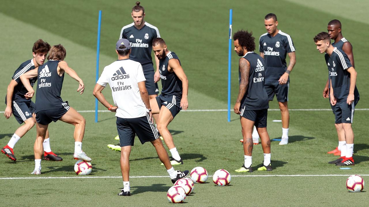 Liga 2018/19   El reto de Lopetegui arranca ante el Getafe