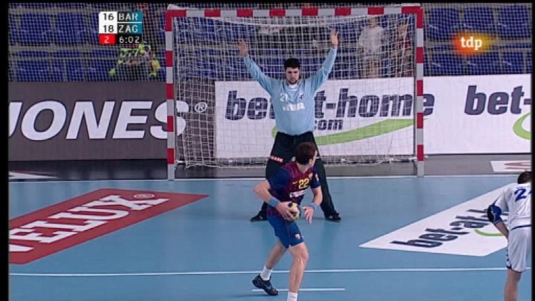 Balonmano - Liga de campeones EHF: FC Barcelona Intersport-Croatia Zagreb - 19/02/12