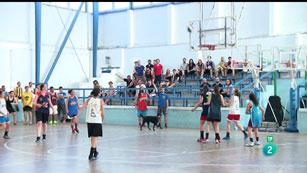 La Aventura del Saber. TVE. Liga Cooperativa de basket