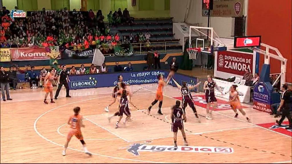 Baloncesto - Liga Femenina DIA, 20ª jornada: Quesos El Pastor - Snnat's Femeni Sant Adriá