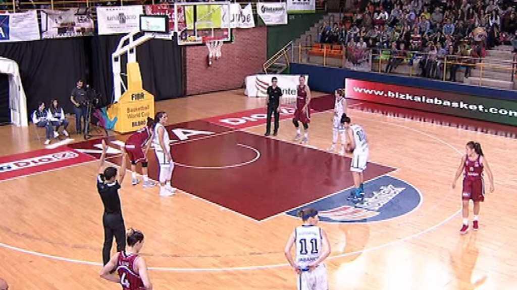 Baloncesto femenino - Liga DIA 7ª jornada: Lointek Gernika Bizkaia - Star Center Uniferrol