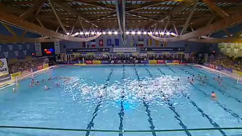 Waterpolo - Liga Europea masculina. 6ª jornada: CN. At. Barceloneta - AN Brecia