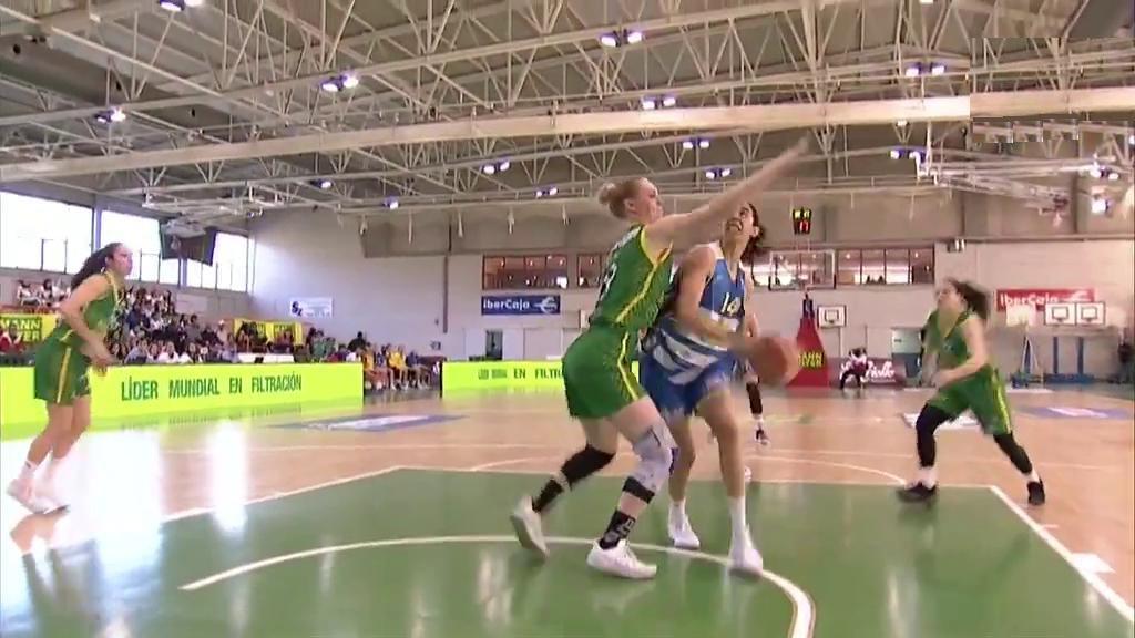 Baloncesto - Liga Femenina DIA 2018/19 19ª jornada: Mann Filter Casablanca - Cadí La Seu