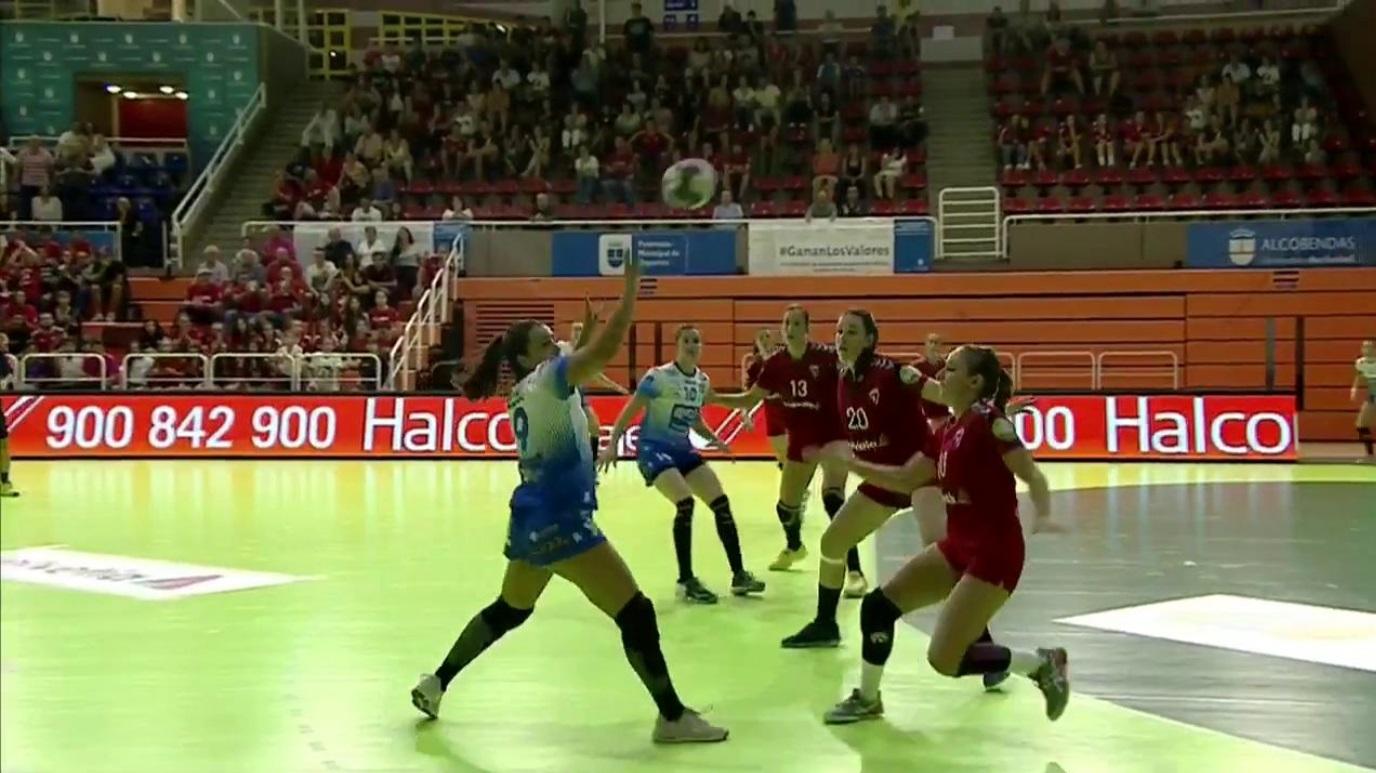 Balonmano - Liga Guerreras Iberdrola 2ª jornada: Helvetia BM Alcobendas - Rincón Fertilidad Málaga