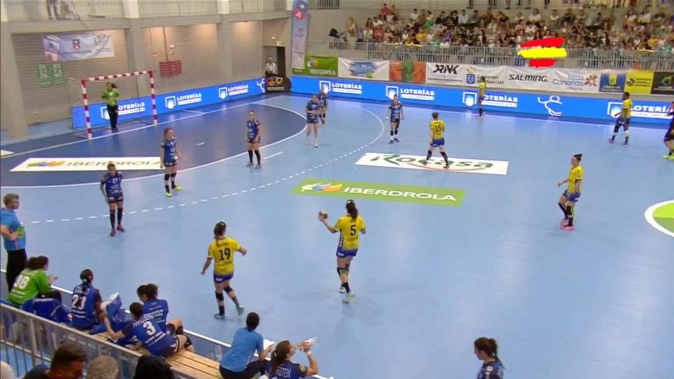 Balonmano - Liga Guerreras Iberdrola 5ª jornada: Rocasa Gran Canaria - Super Amara Bera Bera