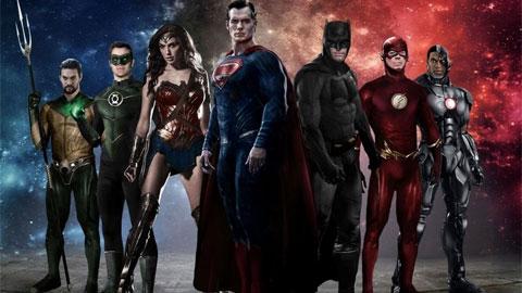 Días de cine - Liga de la Justicia