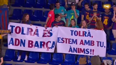 Fútbol Sala - Liga Nacional Playoff Final Semifinales 1º partido: FC Barcelona Lassa - El Pozo Murcia
