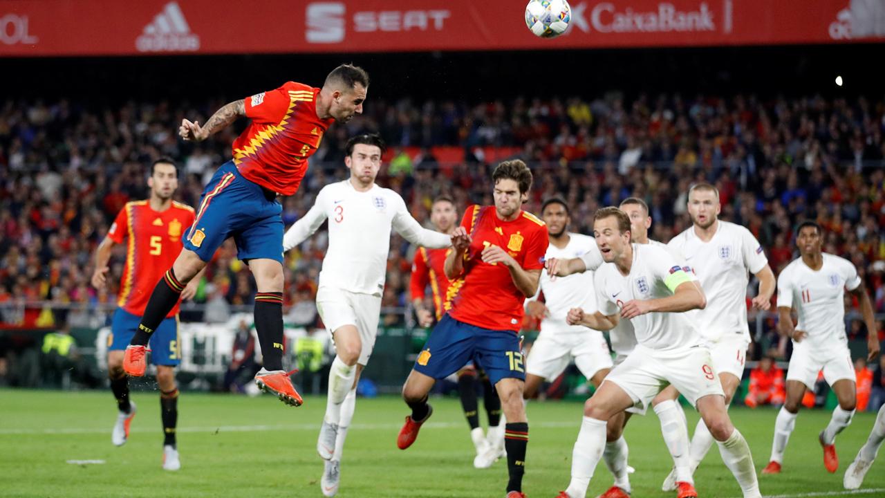 Liga de Naciones | Alcácer recorta distancias de cabeza (1-3)