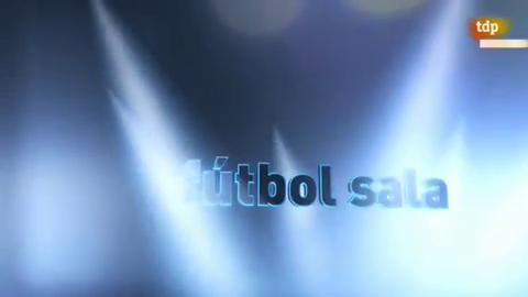 Fútbol Sala - Liga Nacional 19ª jornada: Movistar Inter - Jaén Paraíso Interior