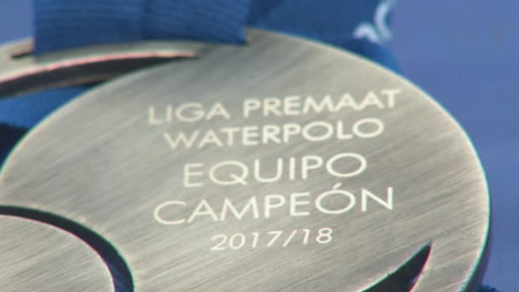 Waterpolo - Liga Preemat Masculina 2ª vuelta y Playoff Resumen