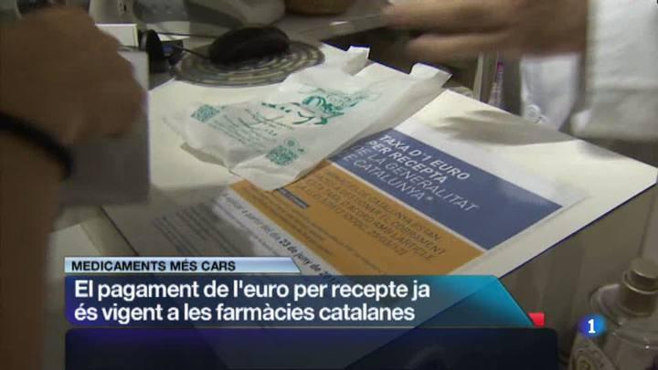 L'Informatiu Cap de Setmana - 23/06/2012