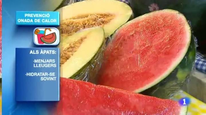 L'Informatiu migdia - 08/08/2012