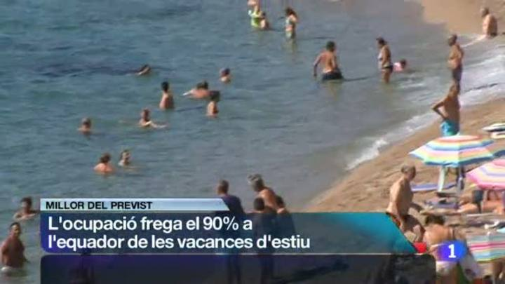 L'informatiu migdia - 16/08/2012