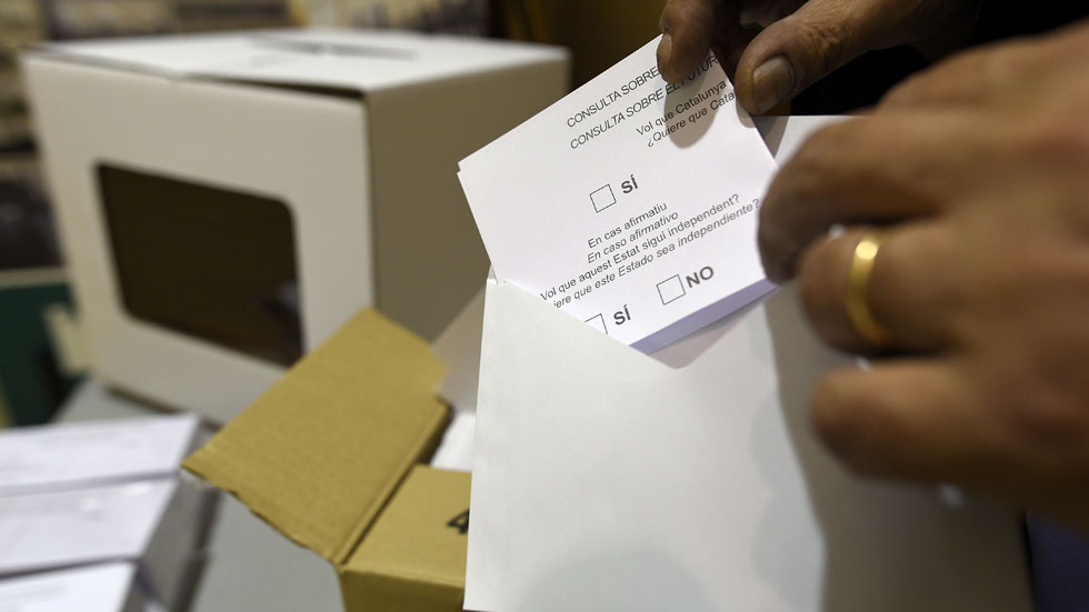 Llega el 9N cargado de incertidumbres y con el pulso entre Mas y Rajoy