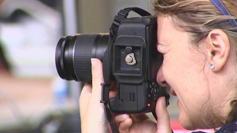 Los profesionales comparten su pasión por la fotografía en Fotogenio
