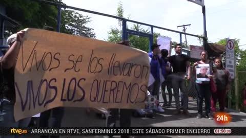 Llegan a Nicaragua los expertos internacionales para investigar la represión