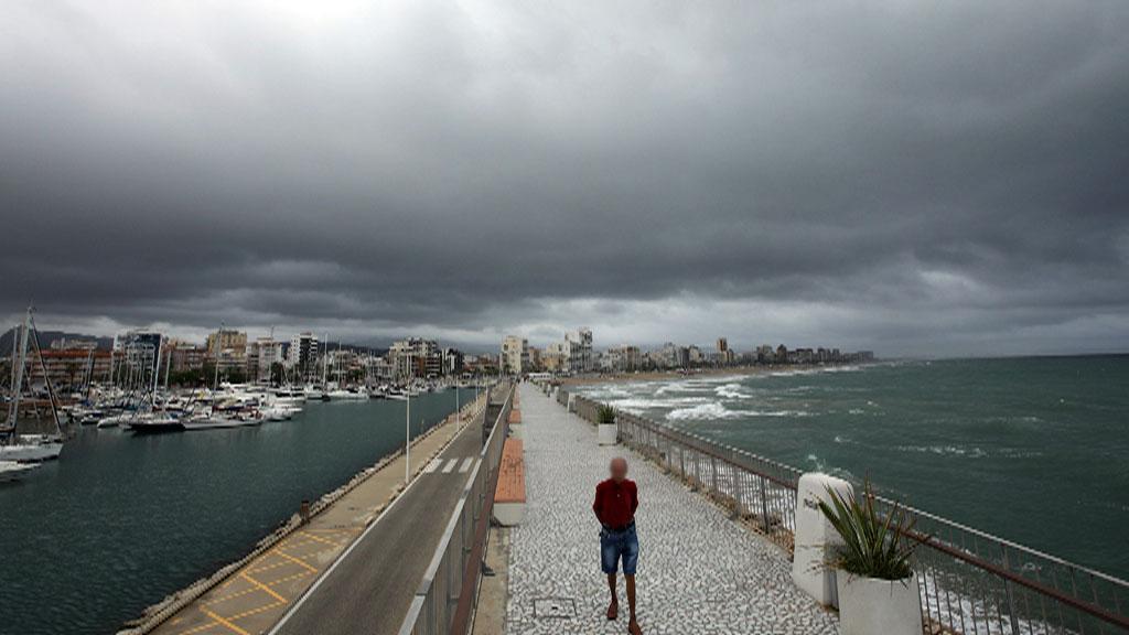 Lluvia en Galicia y Cantábrico y ascenso térmico en interior del país