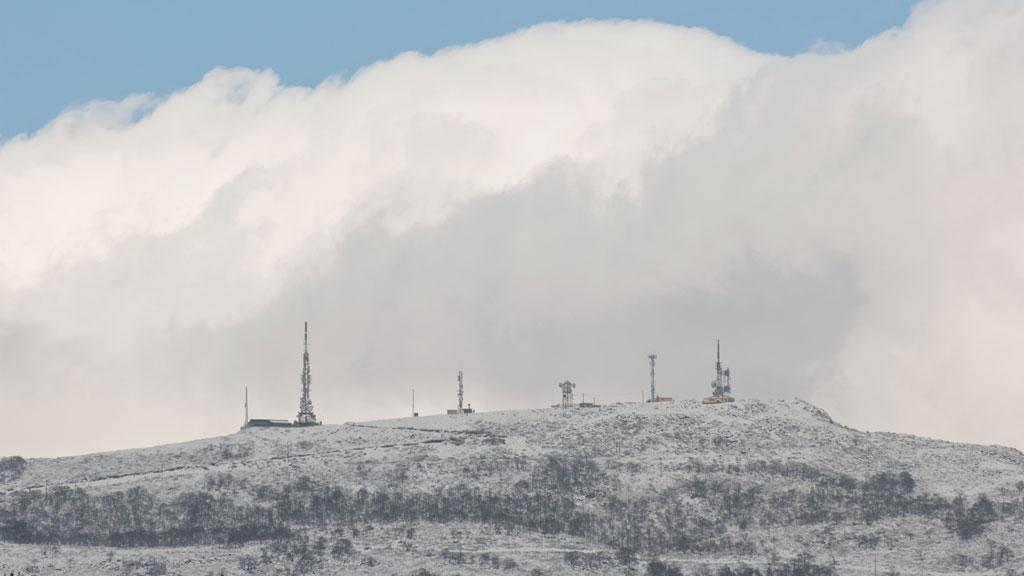 Lluvia en el norte del país y subida generalizada de la cota de nieve