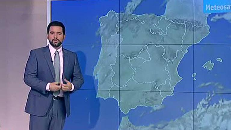 Lluvias en el Cantábrico y Baleares, y poco nuboso en el resto