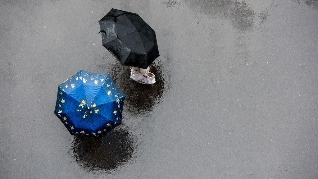 Lluvias en Galicia que podrán ser localmente persistentes