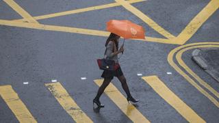 Lluvias generalizadas en toda España