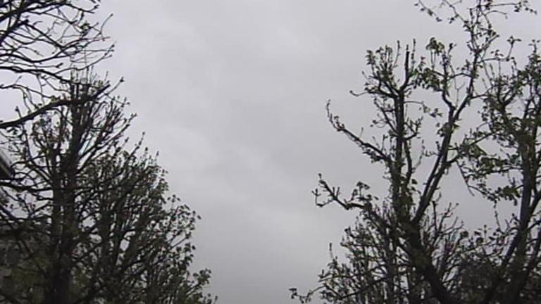 Cielos nubosos y lluvias en gran parte de la Península