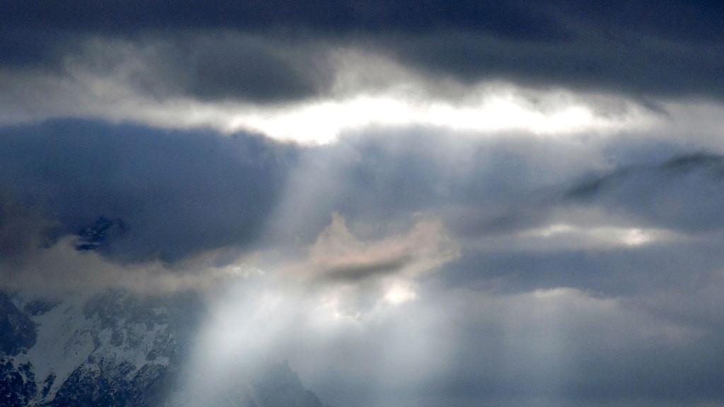 Lluvias en toda España y nieve en zonas de montaña