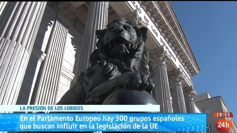 Parlamento - El reportaje - Los lobbies en España - 09/02/2013