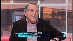 """Para todos La 2 - Entrevista: Juan Hernández Vigueras, """"Lobbies Financieros"""""""