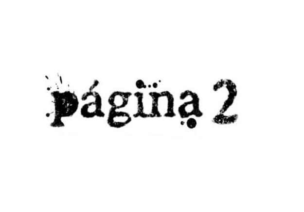 PÁGINA 2: UNA TELE DE LIBROS
