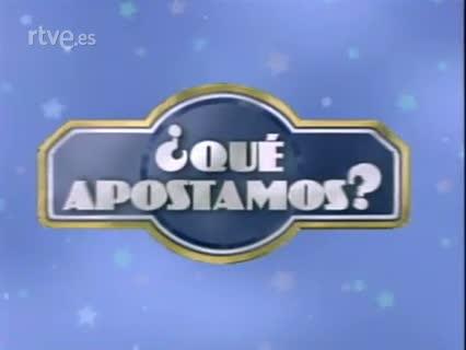 ¿Qué apostamos? - Loles León, Jesús Vázquez, Anthony Quinn y Gianinna Facio
