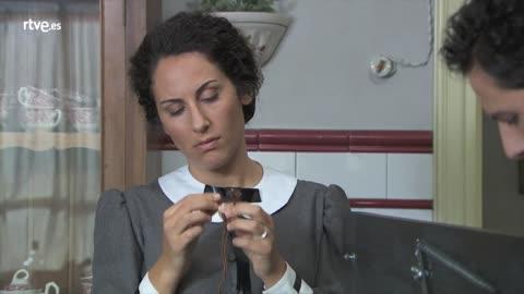Acacias 38 - Lolita apoyará a Antoñito en su nuevo invento