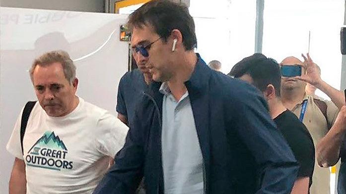 Lopetegui será presentado esta tarde en el Bernabéu