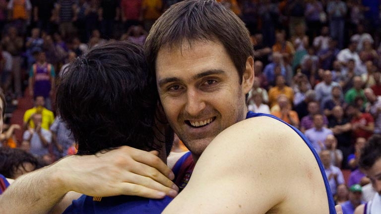 "Lorbek: ""Hemos luchado  fuerte para regresar a Barcelona"""