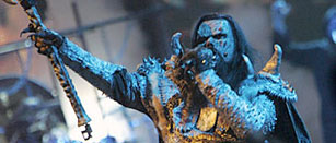 "Lordi: ""Hard Rock Hallelujah"""