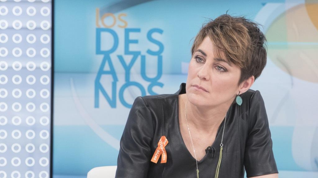 Los desayunos de TVE - Lorena Ruiz-Huerta, Portavoz de Podemos en la Asamblea de Madrid