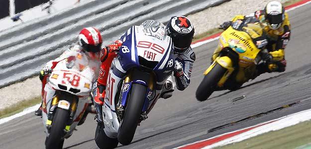 Lorenzo se puso, una vez más, al frente de MotoGP.