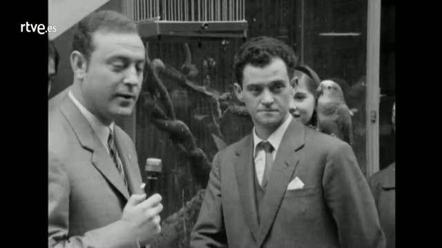 Conexion Vintage: El loro Carmelo, hincha del Athletic, canta el 'alirón'