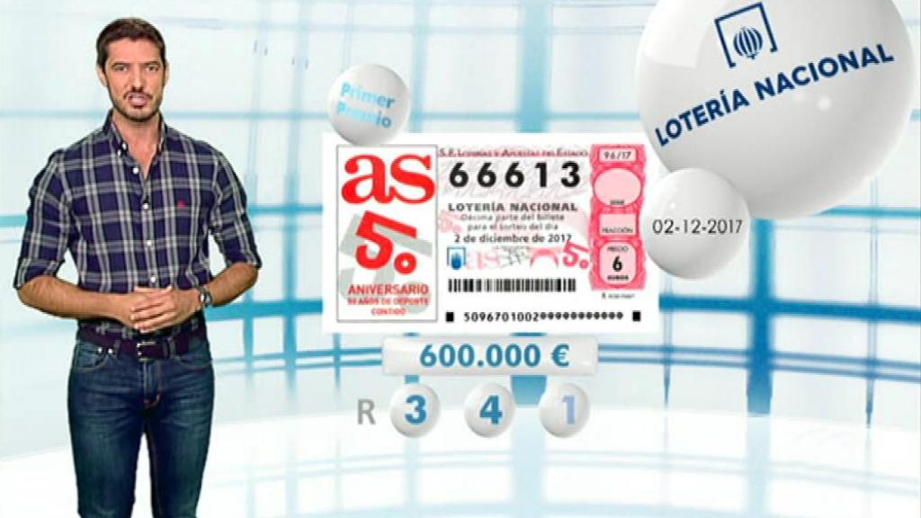 Lotería Nacional - 02/12/17