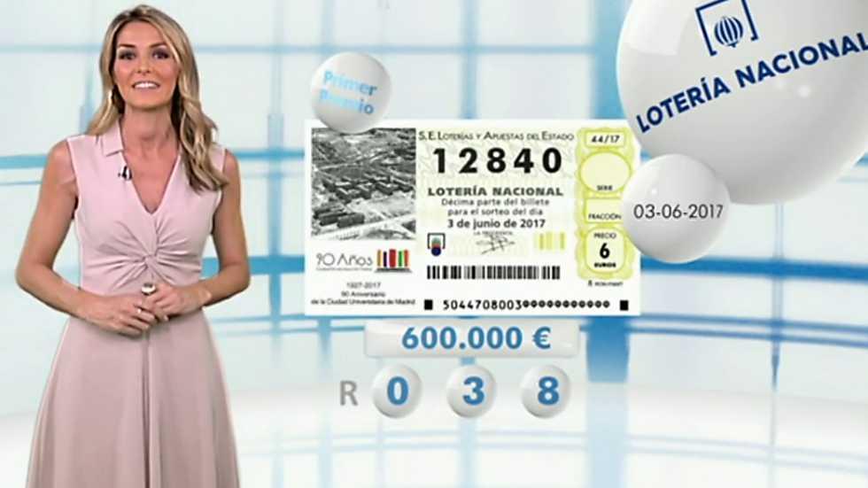 Lotería Nacional - 03/06/17