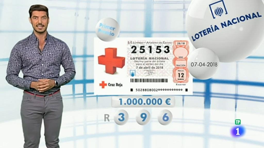 Lotería Nacional - 07/04/18